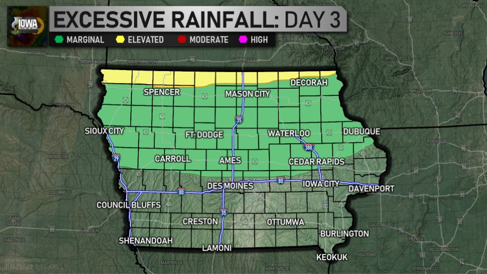Day 3 excessive rainfall outlook