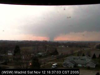 Woodward Tornado from Madrid